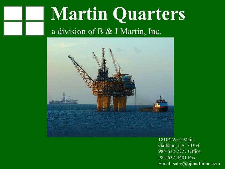 Martin Quarters